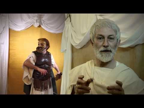 Greek Mask Theatre Project for Schools -Trailer