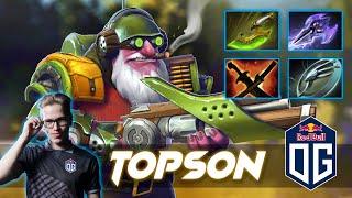 TOPSON ELITE SNIPER - Dota 2 Pro Gameplay [Watch & Learn]