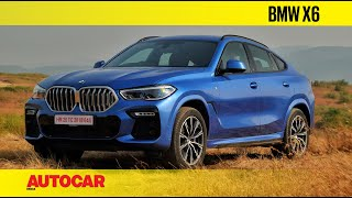 2021 BMW X6 review - The original SUV-coupe in a new avatar | First Drive | Autocar India