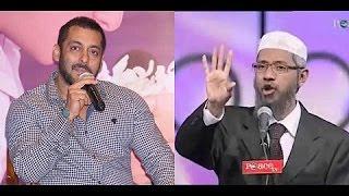 Salman Khan Ready to Accept Dr Zakir Naik Challenge to BAN SULTAN Movie (dr zakir will ban sultan)