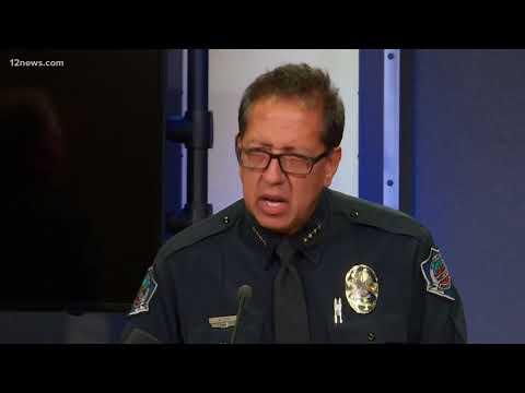 Mesa police chief promises change