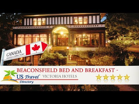 Beaconsfield Bed and Breakfast - Victoria - Victoria Hotels, Canada