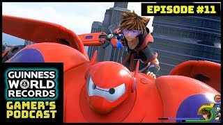 Kingdom Hearts 3, Resident Evil 2 and Wargroove - GWR Gamer's Podcast Ep11