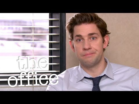 Ryan's Poem Makes Jim Cry  - The Office US