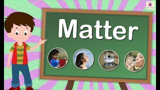 Download What is Matter? | Animated Science For Kids | Periwinkle Video