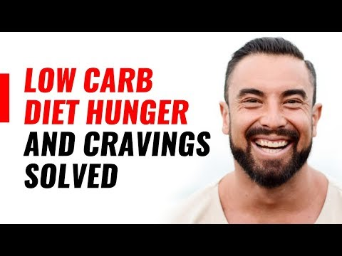 Low Carb Diet Hunger and Cravings Solved