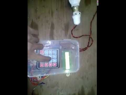Password based Circuit Breaker   ANY-Tech    ECE project