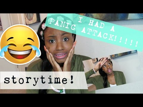 STORY TIME!! | I HAD A PANIC ATTACK!