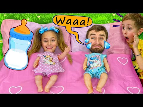 Xxx Mp4 Sasha And Dad Turned Into Babies 3gp Sex