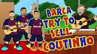 🎤COUTINHO GETS SOLD!🎤 Messi & Suarez sort a transfer! Man Utd? Liverpool? PSG?