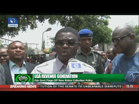LGA Revenue Generation: Edo Govt. Flags-off New Rates Collection Policy