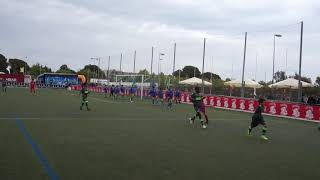 FCSB - SPORTING LISABONA,a doua repriza (penalty)