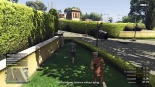 Grand Theft Auto V Sabotage