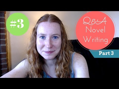 Q&A with Professional Novel Editor |