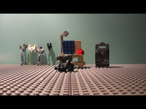 Lego Origins Buildables (Black ops 2 zombies)