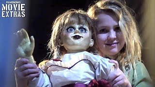 Go Behind The Scenes Of Annabelle Creation 2017