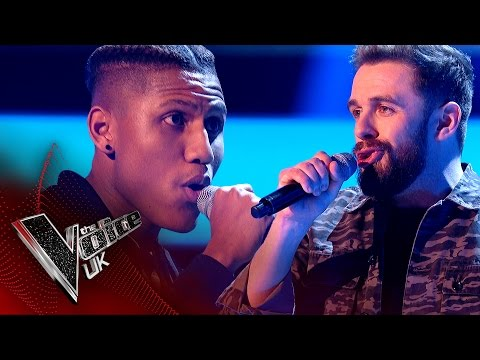 Septimus Prime vs. Craig Ward - 'I'm Yours': The Battles | The Voice UK 2017