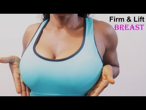 Tighten & Lift Sagging breast|10 Minutes exercises to lift bust, firm & tighten Boobs at home