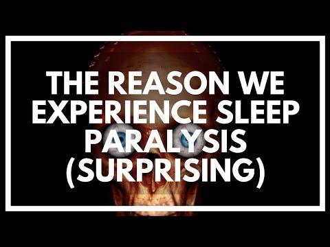 Why Do We Have Sleep Paralysis? - HowToLucid.com