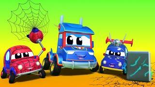 Channel Super Truck Car City