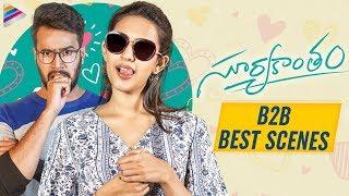 Suryakantham Movie Back To Back Best Scenes   Niharika Konidela   Rahul   2019 Latest Telugu Movies