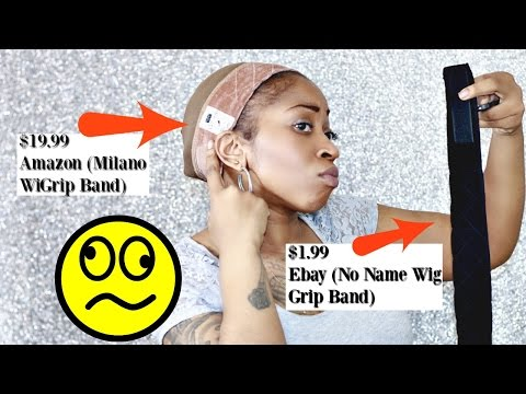 Save Your Edges w/ WiGrip Band