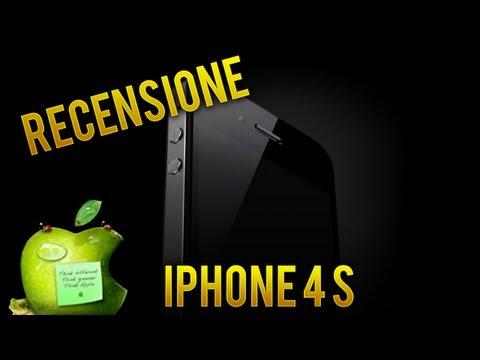 [Recensione] Apple - iPhone 4s 16GB Nero/Black [ITA]