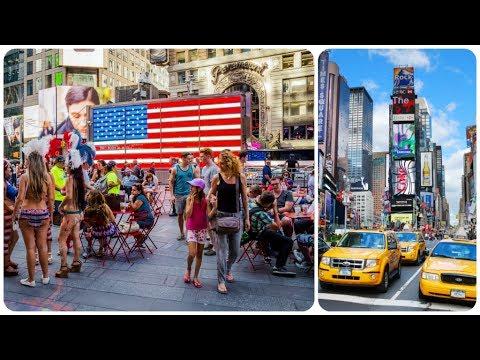 Times Square Walk & Talk Tour 2017