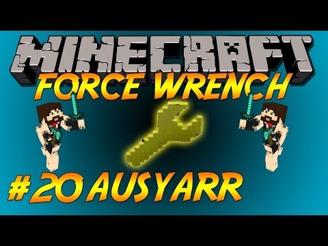FTB Force Wrench, Dart Craft Let's Play Ep20