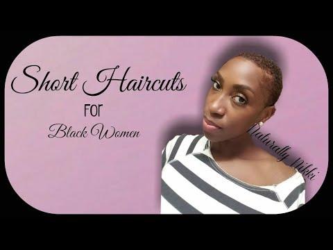 Watch Me Get My Haircut | Short Haircuts For Black Women | TWA | Natuarl Hair | Big Chop # 2  S3E7