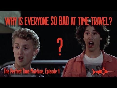The Perfect Time Machine, Episode 1 - Red Swordfish Studios