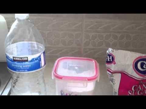 Hydrate! Hydrate! When Diarrhea is Present!