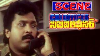 CBI Officer Movie Scenes - Girl was gangraped by gangster | Suresh Gopi | Geetha | V9videos
