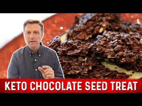 Amazing Chocolate Seed Treat!