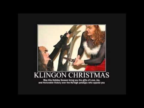 Merry Klingon Christmas