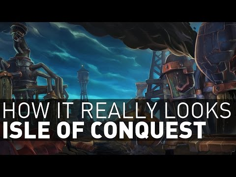 How it REALLY Looks - Isle of Conquest