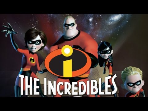 The Supers Save The Day Story Book by Disney Story Time  The Incredibles
