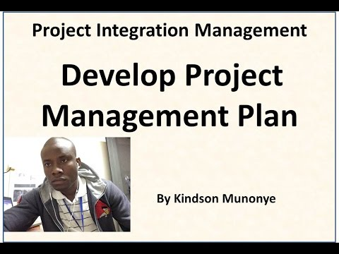 2 Project Integration Management   Develop Project Management Plan