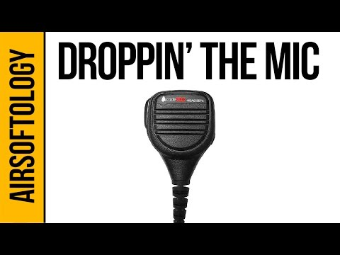 Code Red Signal 21 Speaker Mic | Airsoftology Favorite Things