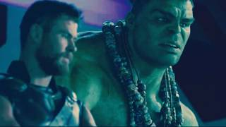 Thor Ragnarok trailer (Extended and deleted scenes)