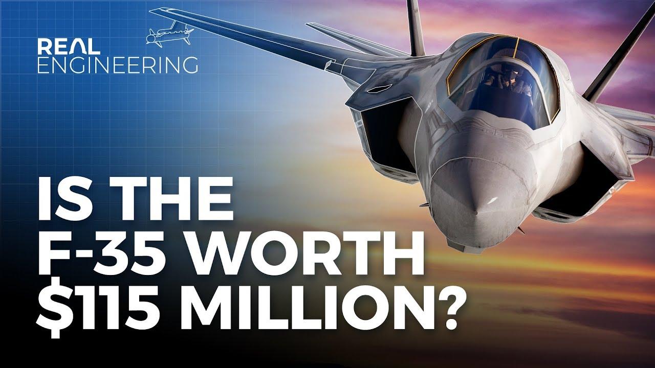 Is The F-35 Worth $115 Million?