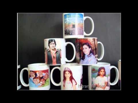 Sublimation Blank Mugs Transfer with Heat Transfer Paper