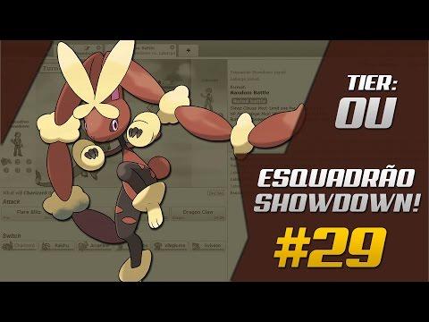 Esquadrão Showdown #29 SharK & Paleari | Smogon OU