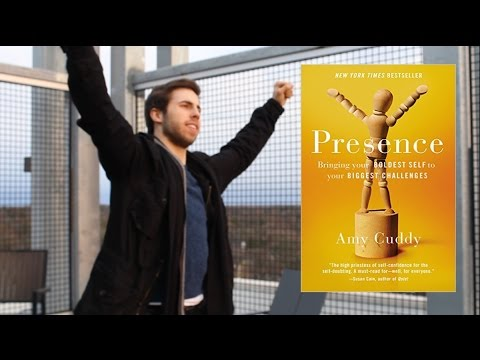 Presence - Amy Cuddy Book Review