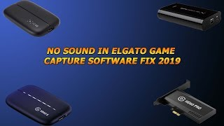 Elgato Game Capture HD60 Audio Fix!!!!! [PS4-XBOX] [NL/BE|ENG