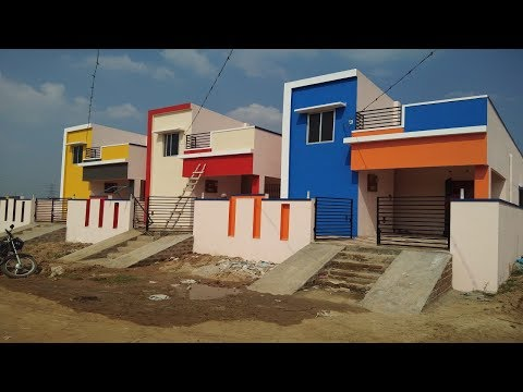 2 BHK Ready to occupy Independent Houses for sale  Price @ Rs. 34 Lakhs | Cell - 9042279132