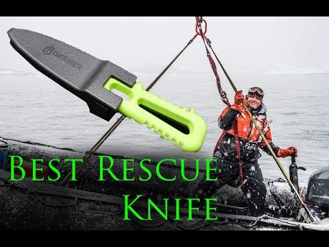 Gerber River Shorty - BEST Water Rescue Knife