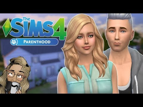 The Sims 4 Parenthood: Let's Play | Part 28 | Prom Time