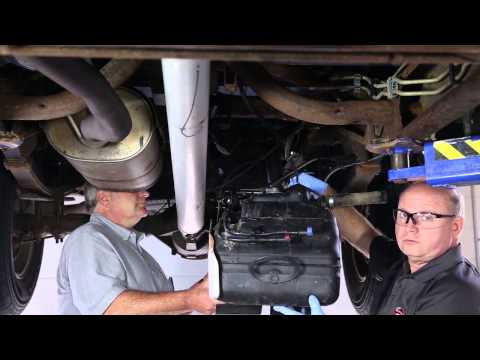 How to Conduct a Fuel Pump Repair and Tank Replacement