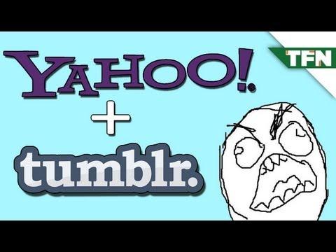 Will Yahoo RUIN Tumblr?